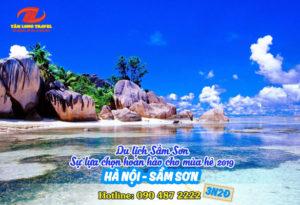 Du lịch Sầm Sơn – Sự lựa chọn hoàn hảo cho mùa hè 2019