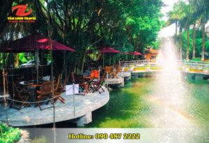 Du lịch Sông Hồng Resort – Giá trị đích thực của thiên nhiên