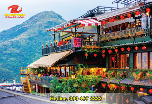 Du lịch Đài Loan: Đài Bắc – Đài Trung – Cao Hùng 2019