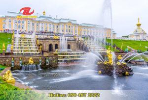 Du lịch khám phá Nga 2020 xinh đẹp trong hành trình Matxcova- St. Petersburg