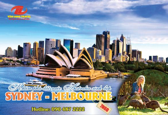 Khám phá đất nước Australia xinh đẹp Sydney – Melbourne