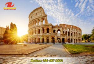 HÀNH TRÌNH VỀ PHƯƠNG TÂY: PHÁP – THỤY SĨ – MONACO – Ý – VATICAN
