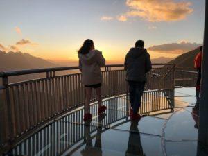Du lịch Sapa – Trải nghiệm cầu kính Rồng Mây